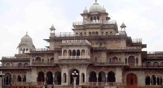 Albert's Hopeless Hall in Jaipur