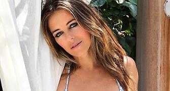 At 53, Elizabeth Hurley's bikini pic is giving us life goals