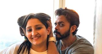 How Sreesanth fell in love with Bhuvneshwari