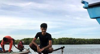 How a 17 YO is saving India's corals and marine life