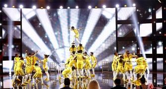 This dance crew is doing India proud