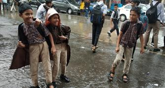 These monsoon pix will take you back to school