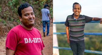 This Google employee lost 19 kg in one year
