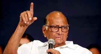 Govt loves some people: Sharad Pawar served tax notice