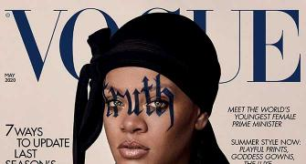 Rihanna just made history with this mag cover