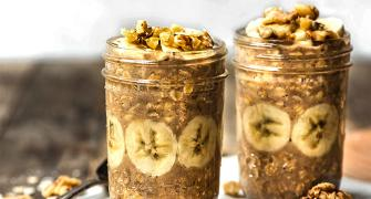 Try these simple breakfast recipes with oats