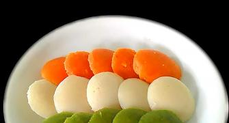 I-Day special: Tricolour recipes you'll love