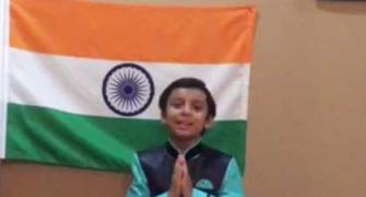 SEE: Jana Gana Mana, with love from Houston