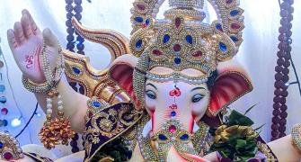 Dubai to Bengaluru, Ganesha brings happiness for all