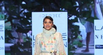 LFW: Is your inspiration as cute as Gazal's?