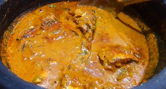 How to make Kerala style Fish Curry