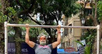 Milind Soman's super simple tips to stay FIT