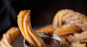 SEE: How to make Churros at home
