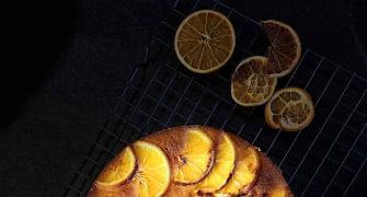 SEE: How to bake Almond Orange Cake