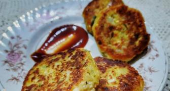 SEE: How to make crispy Corn Potato Tikki