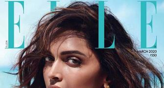 Hot alert! Deepika rocks a bikini on mag cover