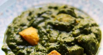 SEE: How to make Aloo Palak