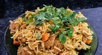 How to make Soya Pulao