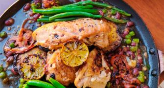Recipe: How to make Pan-seared Chicken