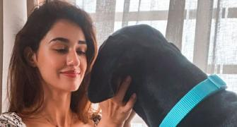 Meet Disha Patani's friend Goku
