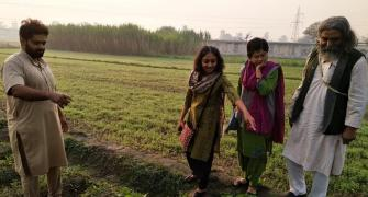 Meet Kavitha Kuruganti, the farmers' champion
