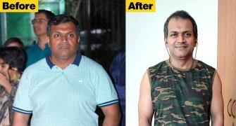 INSPIRING! How I lost 22 kg in the lockdown