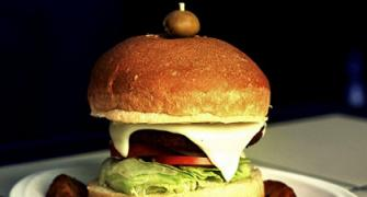RECIPE: How to make Aloo Tikki Burger