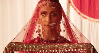 In pix: The many moods of the Indian bride