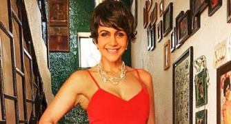 7 life lessons from Mandira Bedi