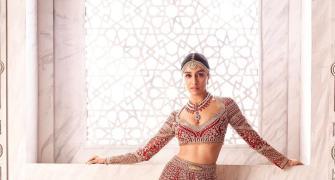 Shraddha's STUNNING Bridal Avatar