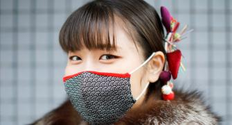 SEE: 6 masks you'd like to own!