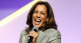 What will you cook for Kamala Harris?