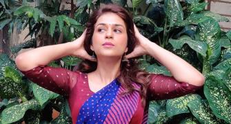 Shraddha Loves Saris