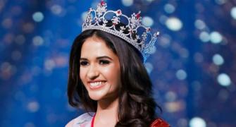 The engineer who won Miss India Grand