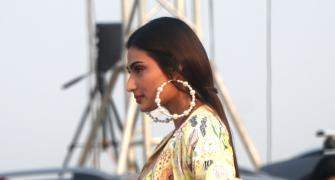 Simply Stunning! That's Athiya Shetty for you