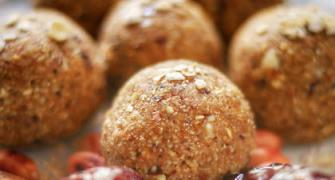 Recipe: Oatmeal Laddoos