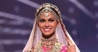 Miss Universe: Adline Castelino does India proud
