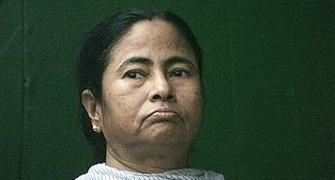 Rattled Mamata pressing panic button: BJP on Saradha scam
