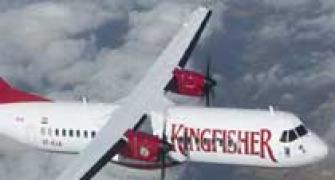 Kingfisher starts New Delhi-Hong Kong flight