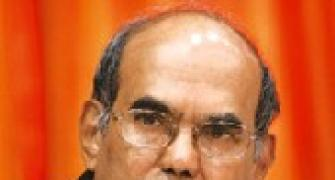 Govt spending not enough, says Subbarao