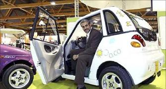 PHOTOS: Man who gave India's first electric car