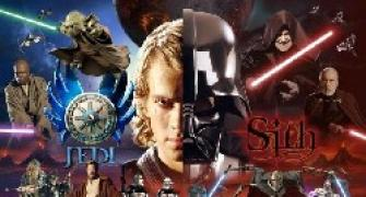 Indian company to convert Star Wars into 3D