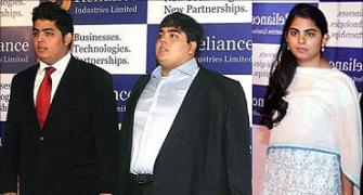 Gen-next Ambanis could join RIL soon