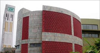 Stunning views of India's greenest building