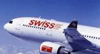 No clause in pact violated, Swiss airlines to India