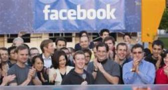 Facebook to replace Infosys on Nasdaq 100 from Dec 12