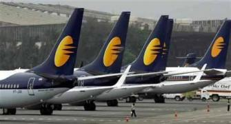 Jet chief on what ails India's aviation sector