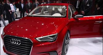 Audi A3 sedan to make debut at Auto Expo