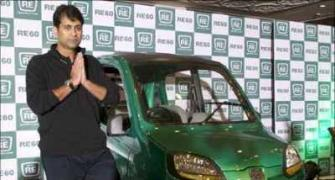 The stranger who put life back into Rajiv Bajaj's life