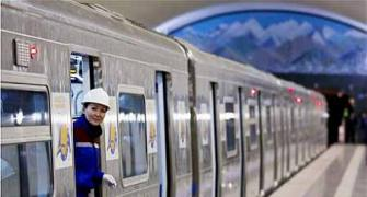 Images: World's 10 most popular metro systems